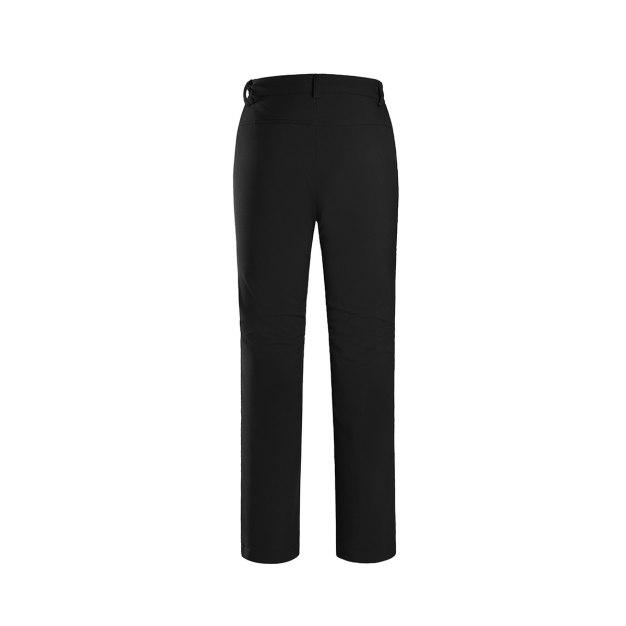 Black Wear-Resistant Women's Pants