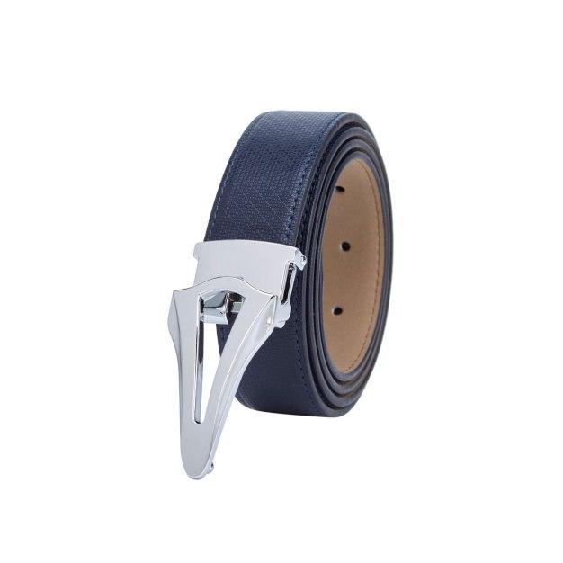 Blue Men's Belt
