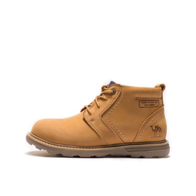 Shock-Absorbing Hiking Outdoor Men's Boots