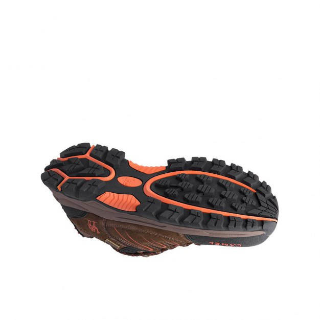 Shock-Absorbing Outdoor Men's Hiking Shoes