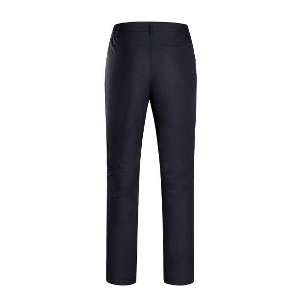 Black Waterproof Women's Pants