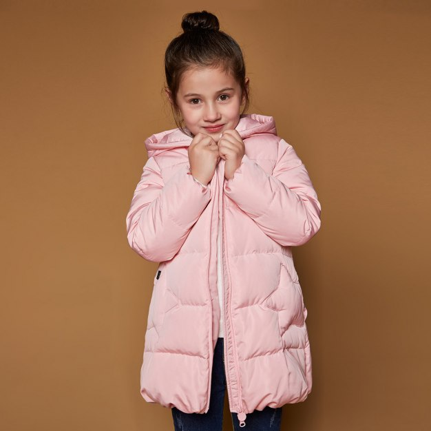 Girls' Down Jacket
