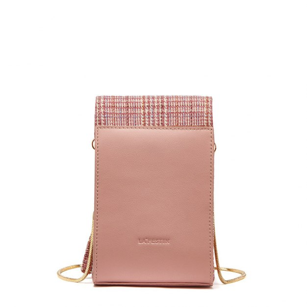 Pink Small Women's Crossbody Bag