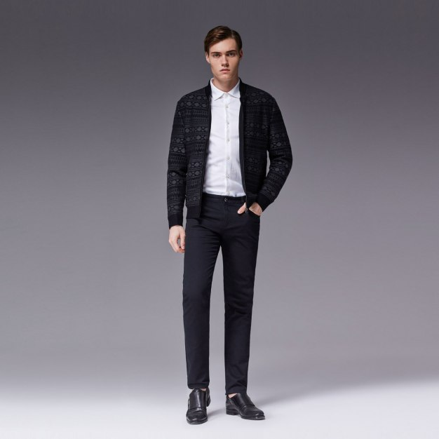 Gray Men's Jacket
