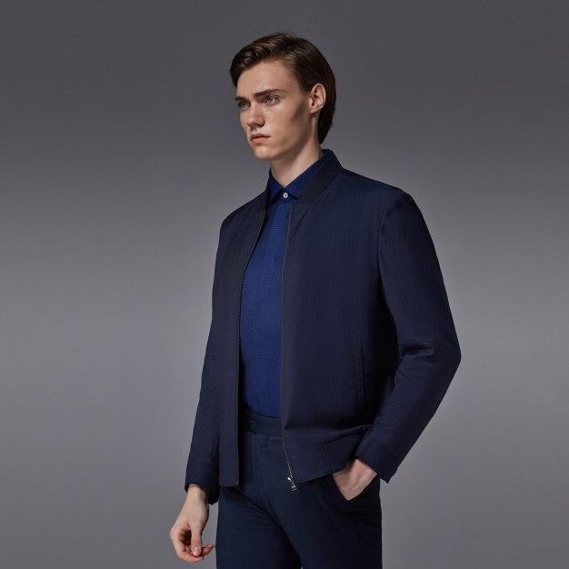 Blue Men's Jacket