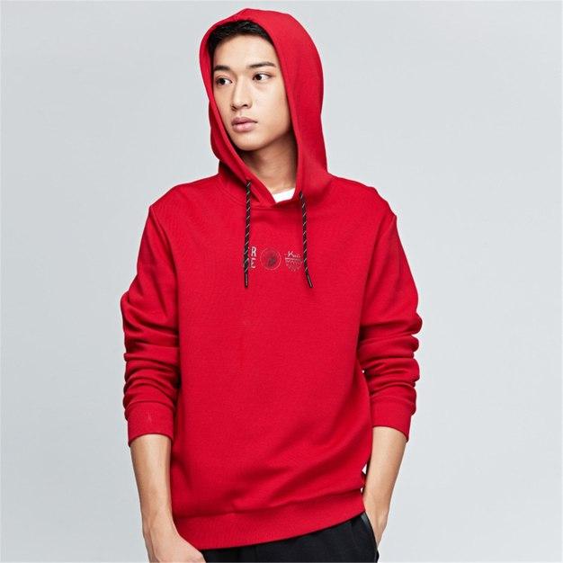 Warm Fitted Men's Sweatshirt