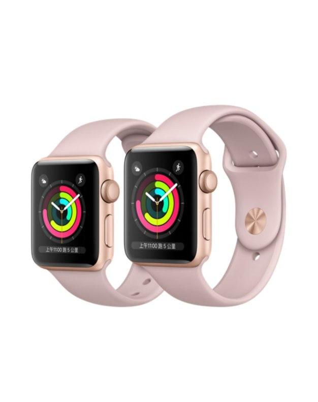 애플워치 시리즈3 골드