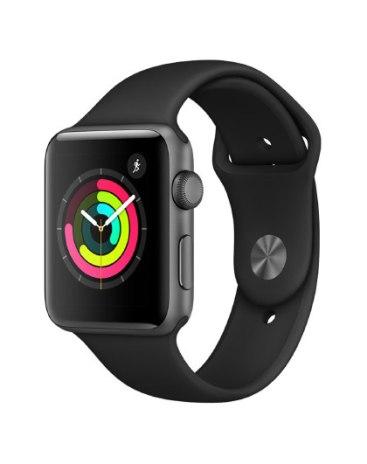 애플워치 시리즈3 블랙