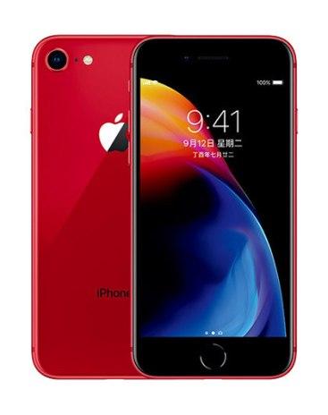 애플 정품 아이폰8 64G 레드 에디션 (PRODUCT)RED™