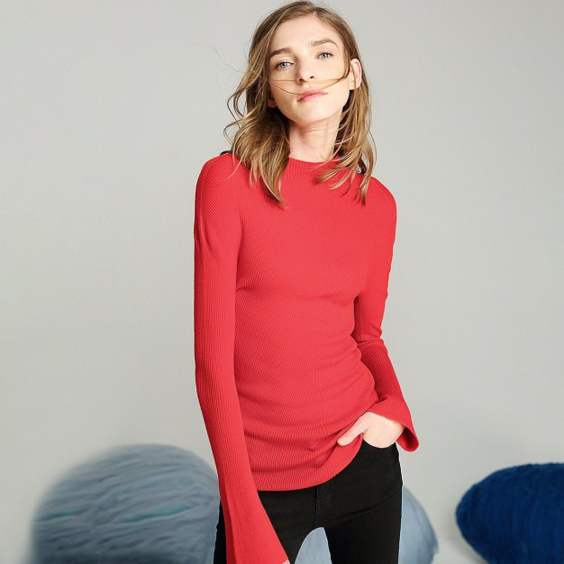 Red Women's Sweater