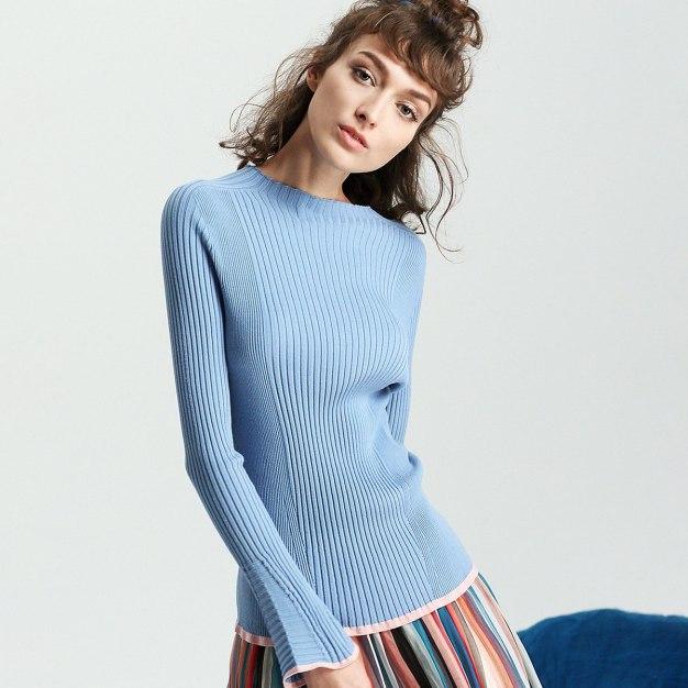 Blue Women's Sweater