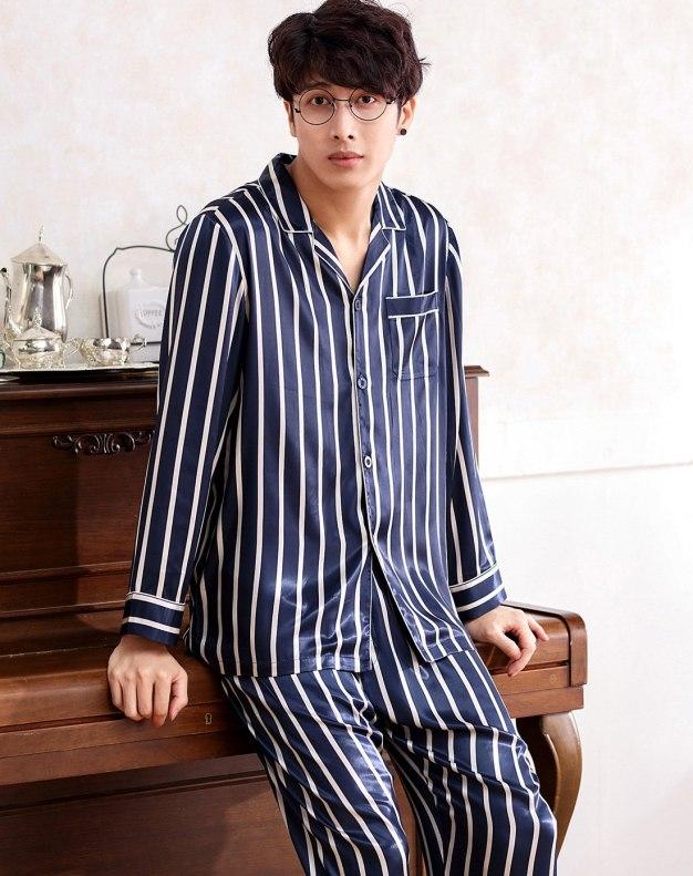 Blend Sleeve Standard Men's Loungewear