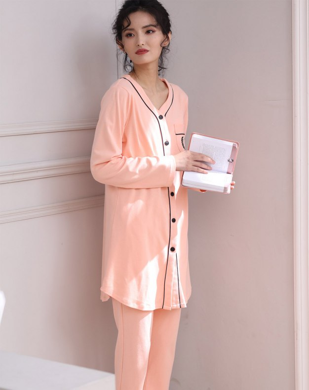 Cotton Sleeve Thin Women's Loungewear