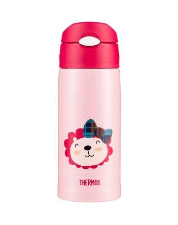 핑크 진공 플라스크&보온기
