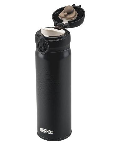 Black Stainless Steel 401-500ml Bullet cups Vacuum Flask