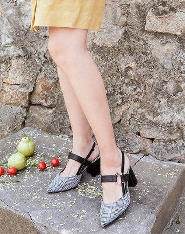 Pointed High Heel Women's Sandals