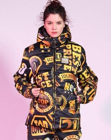 Colourful Standard Warm Women's Down Jacket