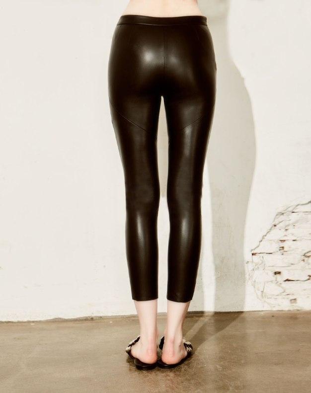 블랙 모자이크 디자인 미드  여성