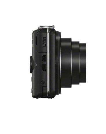 SONY 블랙 디지털 카메라 DSC-WX220