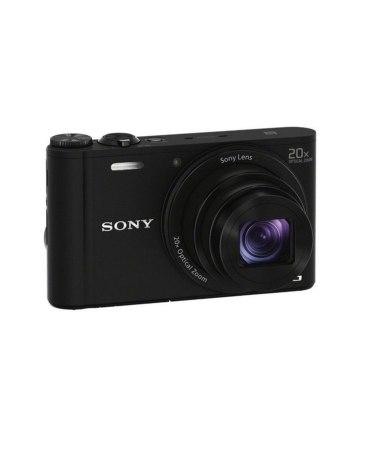SONY 블랙 디지털 카메라 DSC-WX350(64GB 패키지 상품,상세 확인)