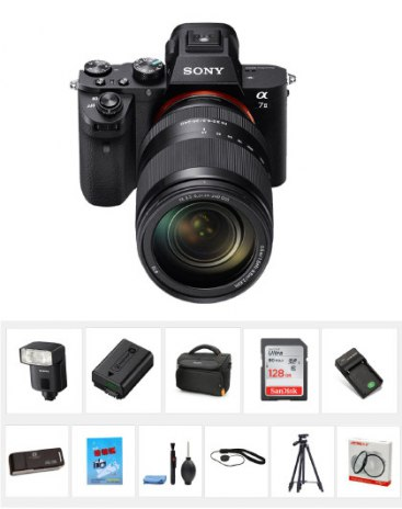 SONY 디지털 카메라 ILCE-7M2(FE 24-240mm F3.5-6.3렌즈)