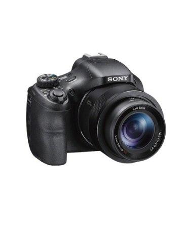 SONY 블랙 디지털 카메라 DSC-HX400