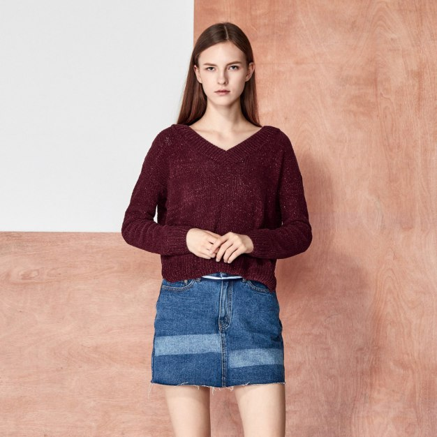 Red Women's Knitwear