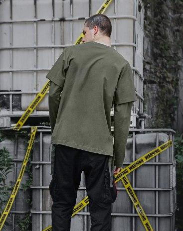 Green Men's T-Shirt