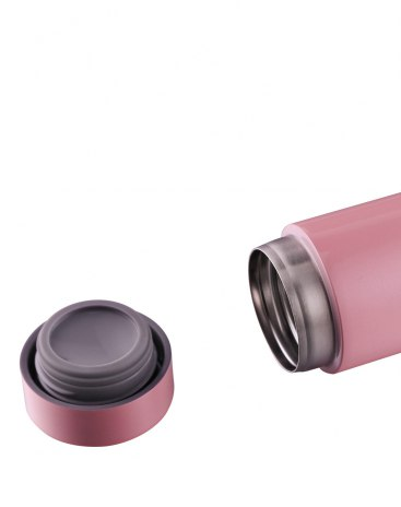 Pink 201-300ml Straight Cup Vacuum Flasks & Thermoses
