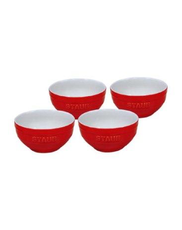 4 Pieces Bowl Bowls & Plates
