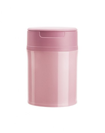 Pink 501-600ml Straight Cup Vacuum Flasks & Thermoses
