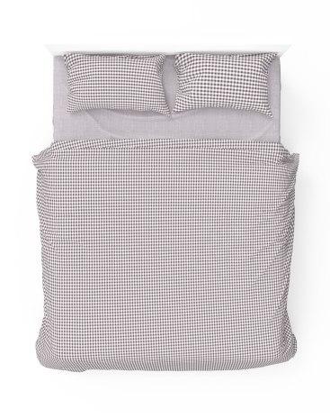 4 Pieces Sheets Type Cotton Bedding Set
