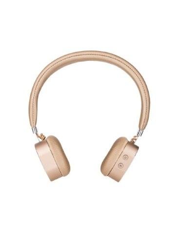 Gold Earphones