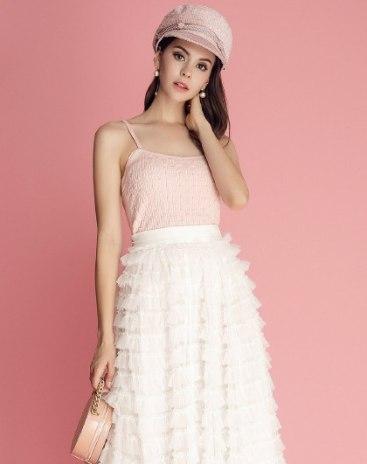 Pink Women's Cami