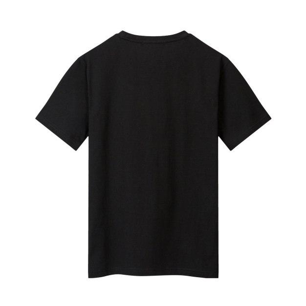 Black Short Sleeve Standard Men's T-Shirt