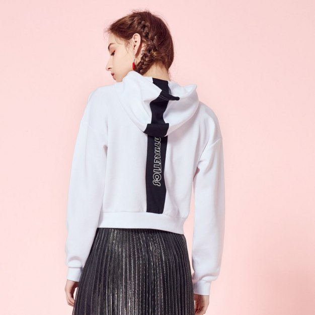 Long Sleeve Women's Sweatshirt