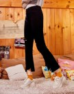 Ripped Long Women's Pants