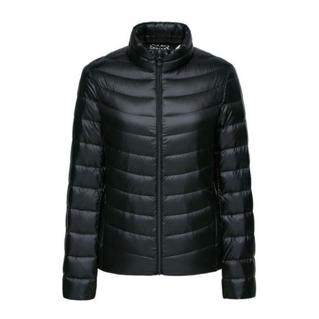 Stand Collar Women's Down Jacket