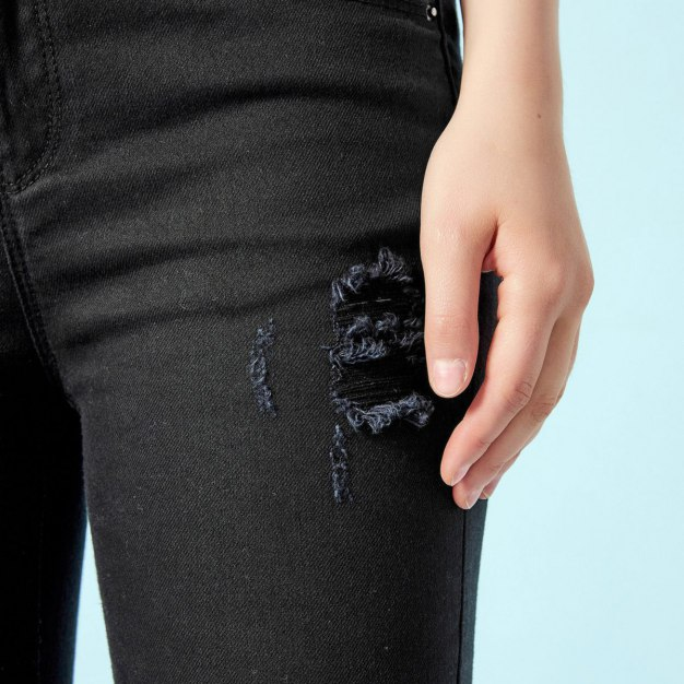 Pockets Long Women's Pants