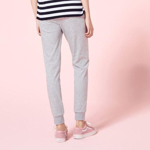 Silver Sewing Long Women's Pants