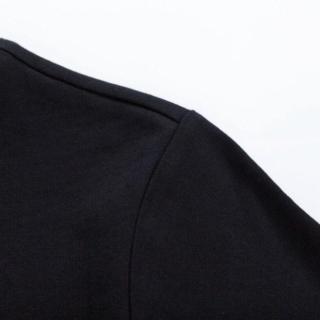 Round Neck Long Sleeve Women's T-Shirt