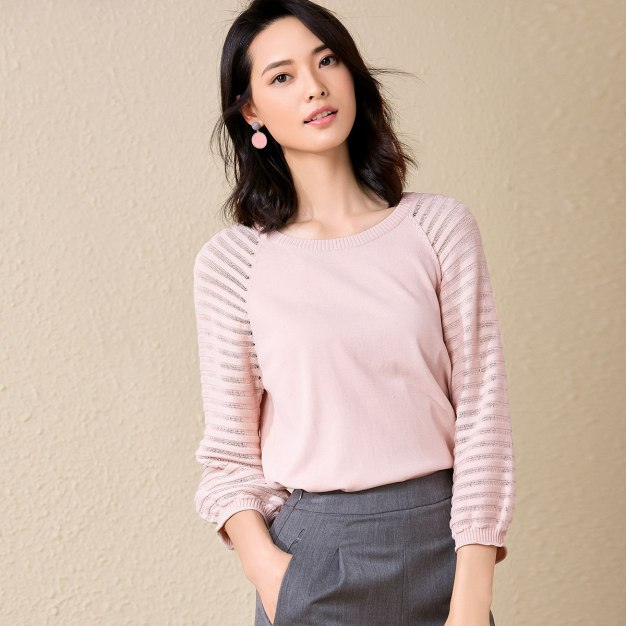 Pink Women's Knitwear