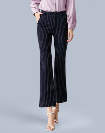 Others1 Basic Pockets Cropped Women's  Pants