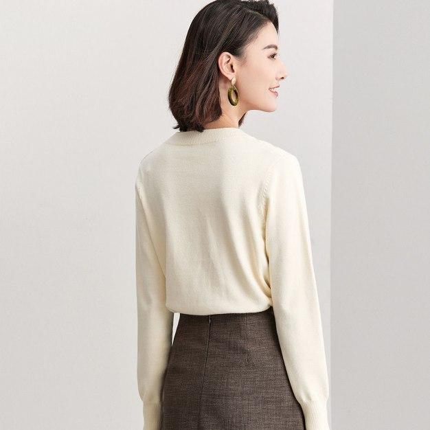 Beige Women's Knitwear