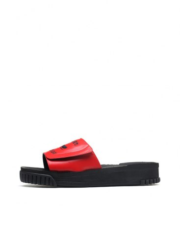 Red Women's Slippers