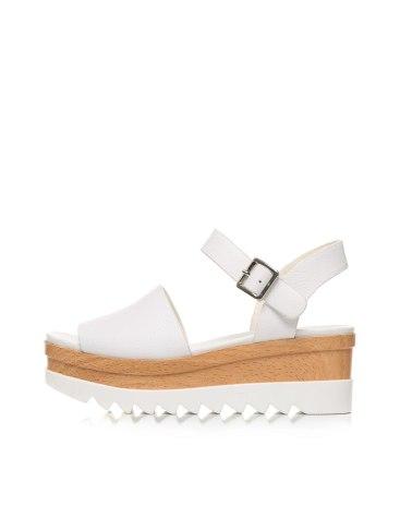 White Women's Sandals