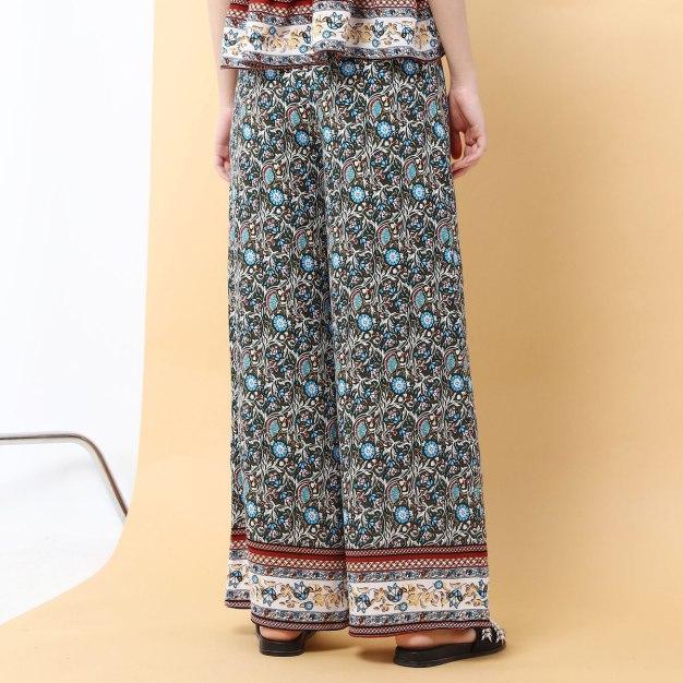 Black Long Women's Pants