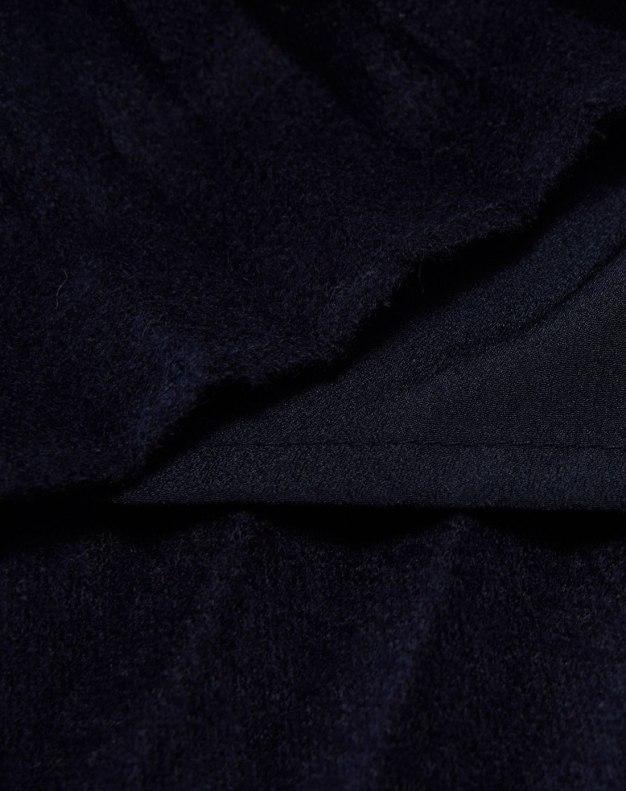Blue 3/4 Length Women's A Line Skirt