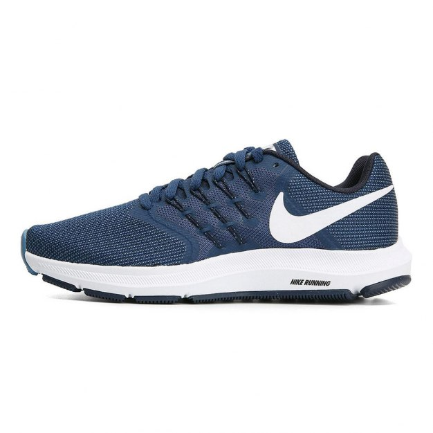 Blue Portable Running Women's Sneakers