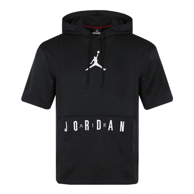 Black Short Sleeve Standard Round Neck Men's T-Shirt